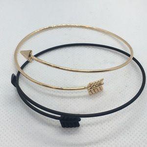 4 for $12: Set of Arrow Bracelets
